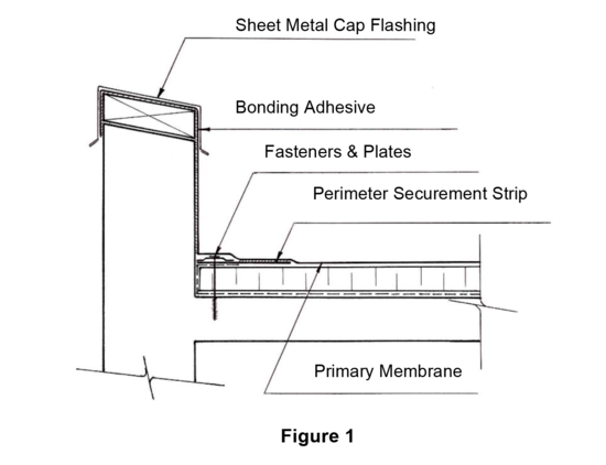 Epdm Section 7 Membrane Flashing Arca